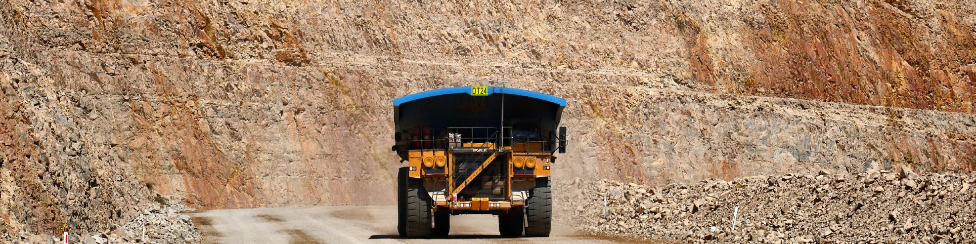 Waisoi Copper Mine